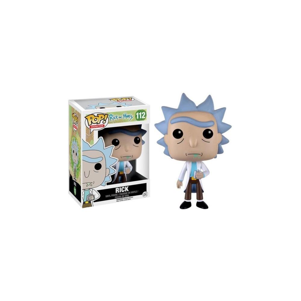 Figura Funko Pop Rick & Morty: Rick 112