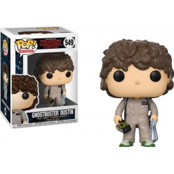 Figura Funko Pop Stranger Things Ghostbusters Dustin 549