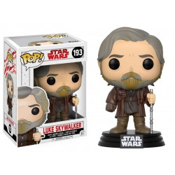 Figura Funko Pop Star Wars Eisode VIII Luke Skywalker 193