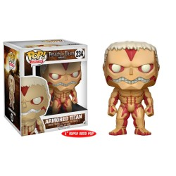 Figura Funko Pop Attack on Titan Armored Titan 234