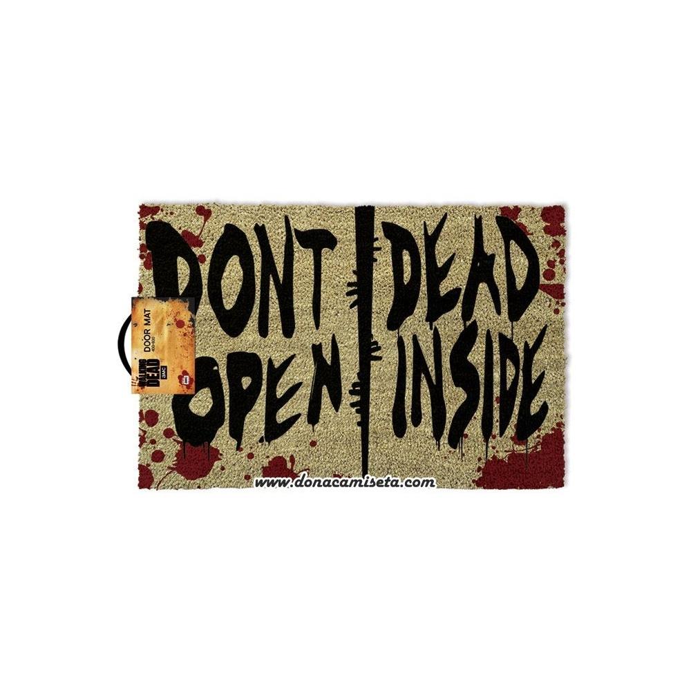 Felpudo The Walking Dead 40x60 cm