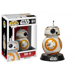 Figura Funko Pop Star Wars BB-8  61