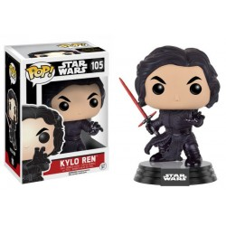 Figura Funko Pop Star Wars Kylo Ren 105