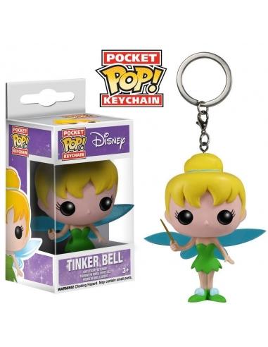 LLavero Funko Pop Tinker Bell Disney