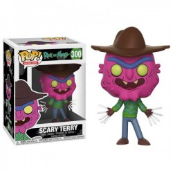 FIGURA POP RICK Y MORTY SCARY TERRY 300