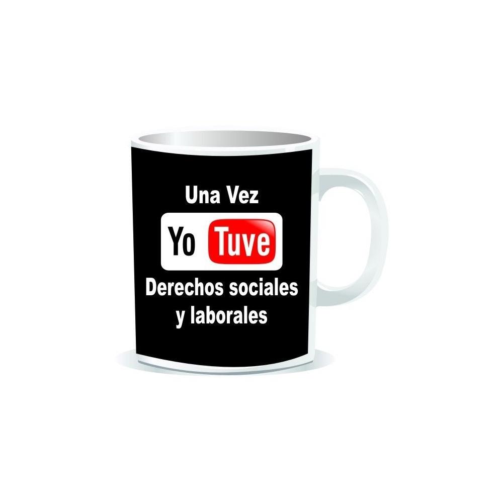 Taza Yo Tube Hipoteca