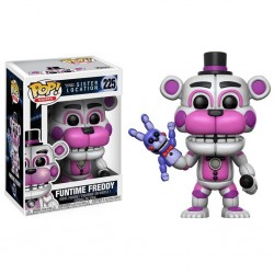 Figura Funko Pop Five Nights at  Freddys Funtime Fredy 225