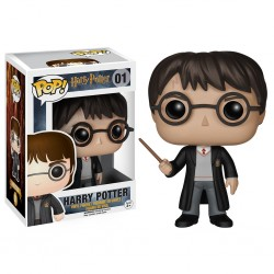 Figura Funko Pop HP Harry Potter 01