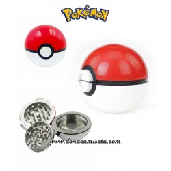 Picador grinder Bola Pokeball (Pokemon)
