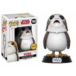 Figura Funko Pop Star Wars Porg 198 *Limited Chase*