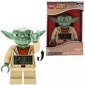 Lego Star Wars despertador Yoda 3d