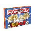 Monopoly Dagon Ball Z Edición Coleccionista*Inglés* LICENCIA OFICIAL