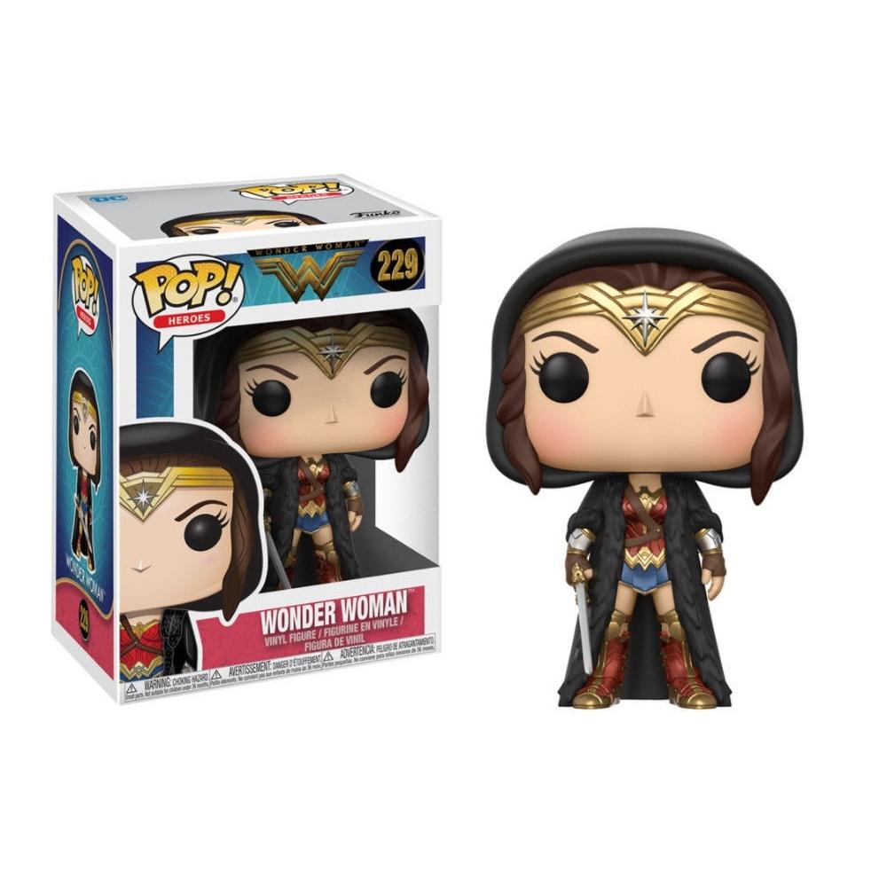 Figura Funko Pop Wonder Woman 229