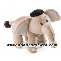 Peluche Elefante El-Frido Dangling 22 cm con sonido en caja regalo