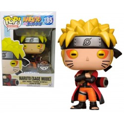 Figura Funko Pop Naruto Sage Mode 185 Exclusive