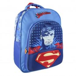 Mochila Superman 3D Original DC Comics 41X29X15 cm