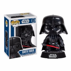 Figura Funko Pop Star Wars Darth Vader 01