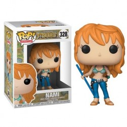 Figura Funko Pop One Piece Nami 328