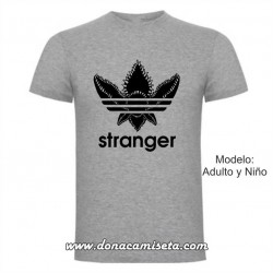 Camiseta Stranger Things Stranger logo