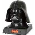 Star Wars despertador proyector con sonido de Darth Vader