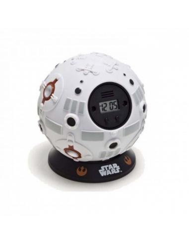 Star Wars despertador con sonido de Jedi Training Remote 3d