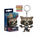LLavero Funko Pop Rocket Guardianes de la Galaxia