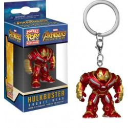 LLavero Funko Pop Hulkbuster Avengers Marvel