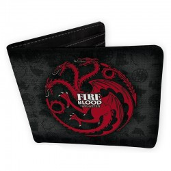 Game of Thrones Cartera Billetero Targaryen