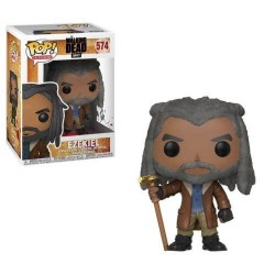 Figura Funko Pop Walking Dead Ezekiel 574