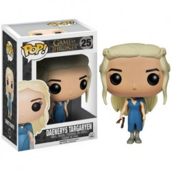 Figura Funko Pop Game of Thrones Daenerys 25