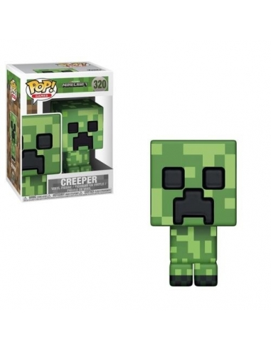 Figura Funko Pop Minecraft Creeper 320