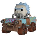 Figura Funko Pop Rick & Morty Mad Max Rick 37