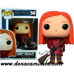 Figura Funko Pop HP Ginny Weasley 50 *Exclusive