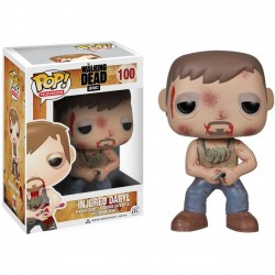 Figura Funko Pop Walking Dead Injured Daryl 100