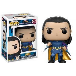Figura Funko Pop Thor Ragnarok Loki 242