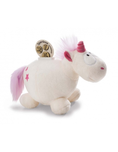 Hucha Peluche Unicornio Theodor Estrellas