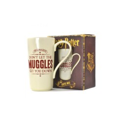 Taza Latte Harry Potter 9 3/4 Hogwarts Express.