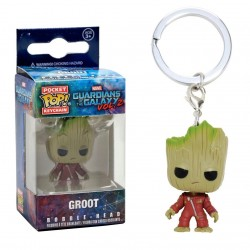 LLavero Funko Pop Groot Guardianes de la Galaxia vol.2