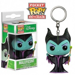 LLavero Funko Pop Disney Maleficent