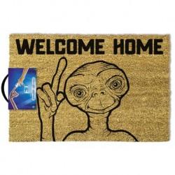 Felpudo E.T. WELCOME HOME 40X60cm