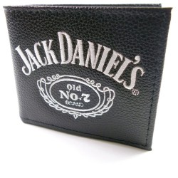Cartera Billetero Logo  JACK DANIEL´S ( Old Nº 7) Bordado.