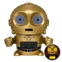 Star Wars despertador C-3PO 3D con sonido Disney