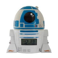 Star Wars despertador R2-D2 3D con sonido y luz de Disney
