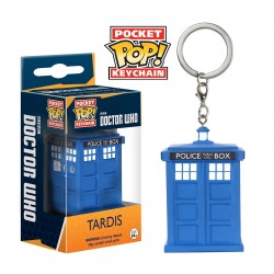 LLavero Funko Pop Doctor Who Tardis
