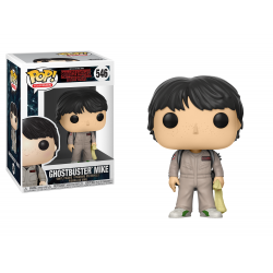 Figura Funko Pop Stranger Things Ghostbusters Mike 546