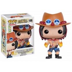 Figura Funko Pop One Piece Portgas. D. Ace 100