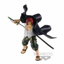 Figura One Piece : Figura Swordsmen Vol. 2 Shanks
