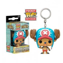 LLavero Funko Pop One Piece Tonytony Chopper