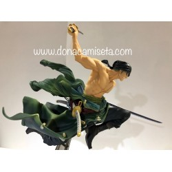Figura One Piece Zoro World Figure Colosseum 18CM