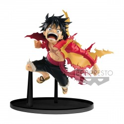 Figura One Piece Luffy World Figure Colosseum 18CM